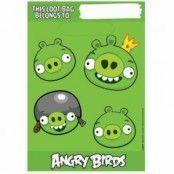 Angry birds Kalaspåsar - Kalaspåsar i plast