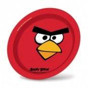 Angry Birds - Papperstallrikar 23cm - 8 st