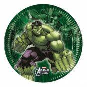 Avengers Heroes Pappassietter