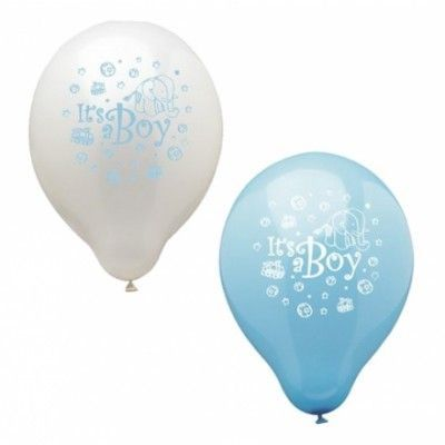 Ballong It's a Boy - 12-pack