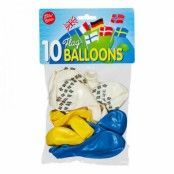 Ballonger Svenska Flaggan