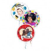 Designa Din Egen Folieballong