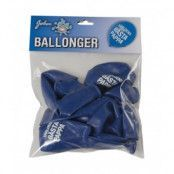 Världens bästa pappa ballonger 8-pack