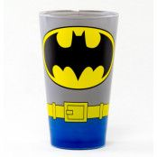 Batman Stort Färgat Glas
