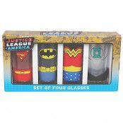 DC Comics Justice League Glas