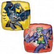 Folieballong - Batman &amp  Joker 45 cm