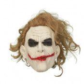 Jokern Mask med Hår