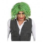 Jokern Peruk Knallgrön