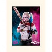 Suicide Squad Poster Harley Quinn 30 x 40 cm