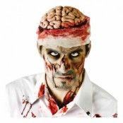 Blodig Hjärna Huvudstycke