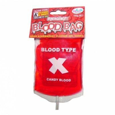 Blodpåse Godis - 100 g