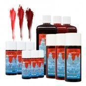 Kryolan Transparent Blod - 500 ml Ljus