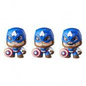 Mighty Muggs Captain America