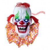 Clown med Ljudsensor Prop