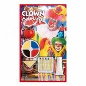 Clown Smink Set