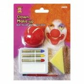 Clown Sminkset