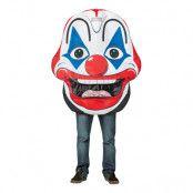 Gigantisk Clown Maskeraddräkt - One size