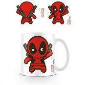 Deadpool Mugg Kawaii