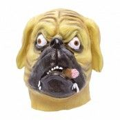 Bulldogmask med Cigarr - One size