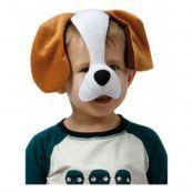 Djurmask Hund - För barn och vuxna