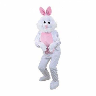 Kaninmaskot Maskeraddräkt - One size