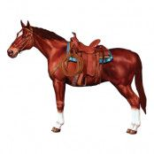 Kartongfigur Häst