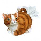 Katt Servetthållare