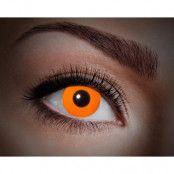 Färgade linser UV Flash Orange