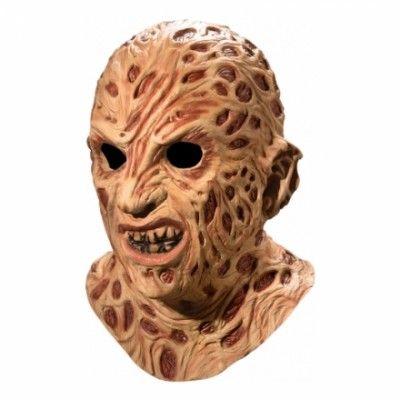 Freddy Krueger Deluxe Mask - One size