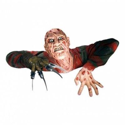 Freddy Krueger Gravstaty Prop
