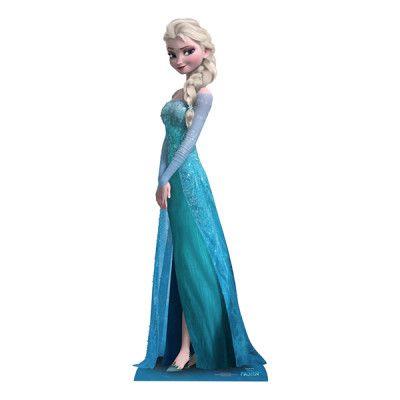 Elsa Kartongfigur