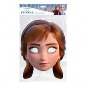 Frozen 2 Anna Pappmask - One size