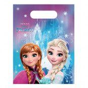 Kalaspåsar Disney Frost/Frozen - 6-pack