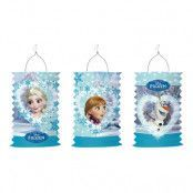 Papperslykta Frost/Frozen - 1-pack