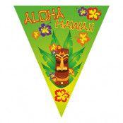 Flaggirlang Aloha Hawaii
