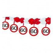 Girlang Trafikskylt 60