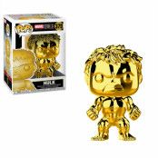 Marvel POP! Vinyl Hulk Gold Chrome