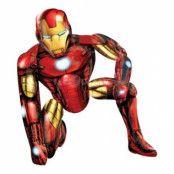 Folieballong Iron Man Airwalker