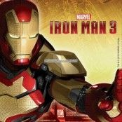 Iron man pappersservetter 2-lagers - 20 st