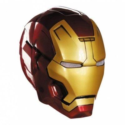 Iron Man Deluxe Mask