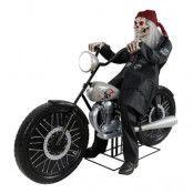 Liemannen på Motorcykel Animerad Prop