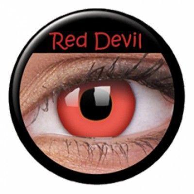 Crazylinser Red Devil - Utan styrka