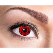 Färgade linser Red Itachi