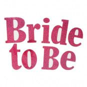 Bride To Be Stryk-på-logo