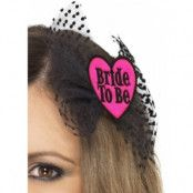 Möhippa hårband rosett