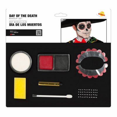 Day of the Dead Sminkset