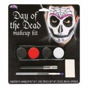 Day of the Dead Sminkset Man