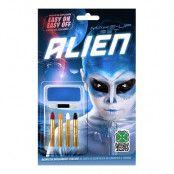 Sminkset Alien