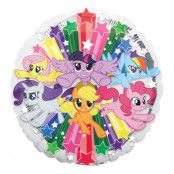Folieballong My Little Pony Stars