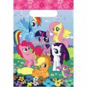 My Little Pony Kalaspåsar i plast - 8 st